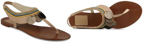 Sandales soldéesChocolate Schubar