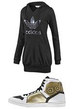 Sportswear stylé Adidas