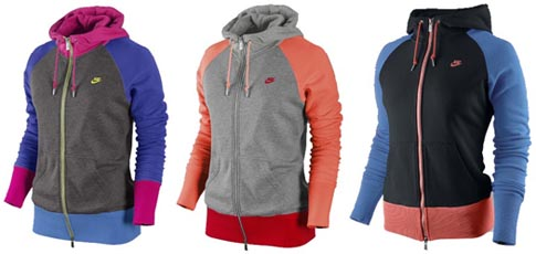 Sweats tricolores Nike
