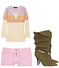 Total look Isabel Marant