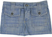 Mini short Juicy Couture