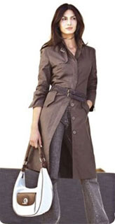 Trench-coat La Redoute
