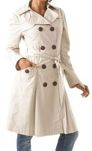 Trench-coat Promod