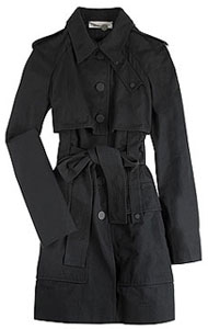 Trench Stella McCartney sur Net à Porter.com