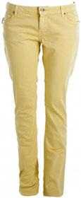 Jean jaune pâle