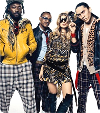 The Black Eyed Peas, phénomène musical