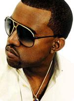 Kanye West, rappeur et Dandy