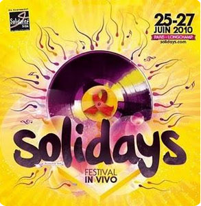 Solidays 2010