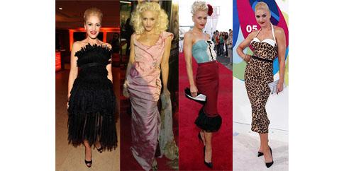 Gwen Stefani tapis rouge
