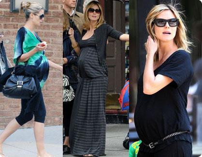 Beliebt Stars et grossesse, quel look avec un ventre rond ? - Le Blog  XO07