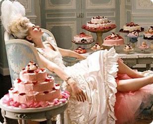 Kirsten Dunst dans Marie-Antoinette