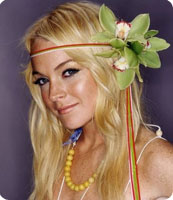 Lindsay Lohan la sulfureuse