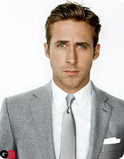 Ryan Gosling pour GQ