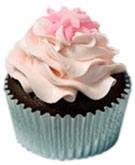 Minis cakes au chocolat, la gourmandise à l'état pur !