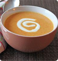 Recettes d'automne, soupes et velouté de saison