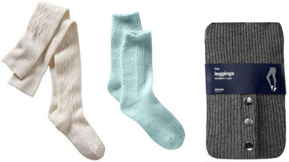 Chaussettes moelleuses