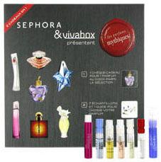 Coffret Parfums Mythiques Sephora