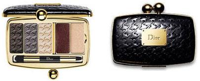 Minaudière maquillage Dior, Noël 2010
