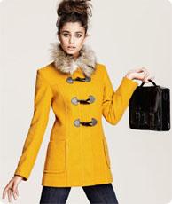 Manteaux et vestes automne 2012