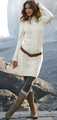 Robe pull La Redoute