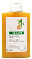 Shampooing Traitant Nutritif au beurre de mangue, Klorane