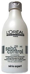 Shampooing Sebo control L'Oréal Paris