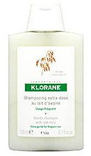 Shampooing Extra-Doux au lait d'avoine, Klorane