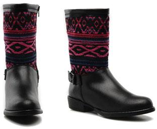 Boots ethniques Georgia Rose