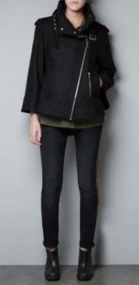 Manteau perfecto Zara