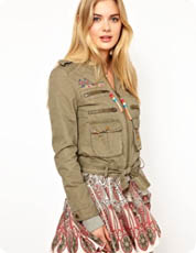 Vestes printemps 2013, notre shopping list