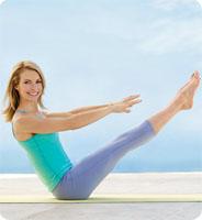 Se muscler en douceur grâce au Pilates