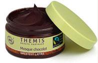 Masque beauté au chocolat