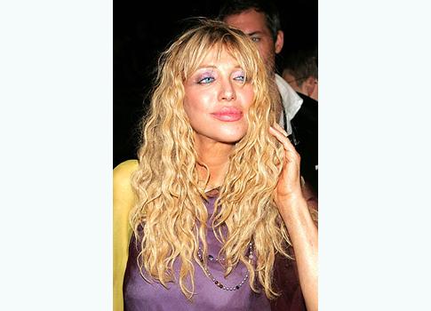 Courtney Love après la chirurgie esthétique