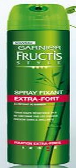 spray garnier XXL