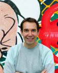 Portrait Jeff Koons