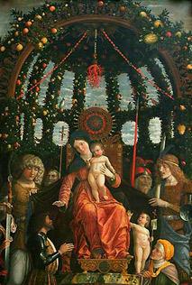 Isola di Cartura-Andrea Mantegna