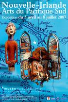 Exposition Nouvelle-Irlande Arts du PacifiqueSud