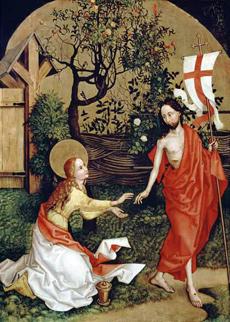 art gothique Martin Schongauer