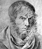 Autoportrait Caspar David Friedrich