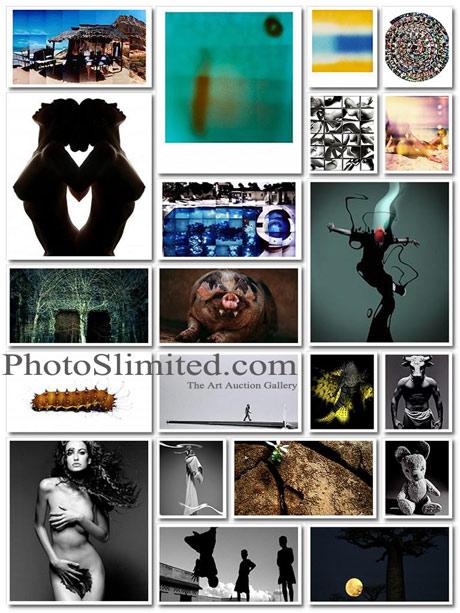Exemples de photos d'art en vente sur Photoslimited
