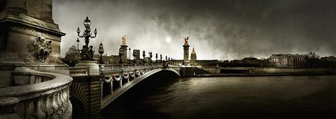 Photo : Le pont d'Alexandre III -exemple
