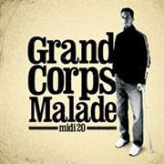 Grand corps malade en musique - CD midi 20
