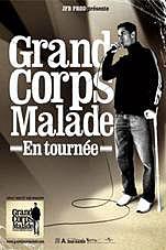La tournée française de grand corps malade
