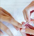 manucure et sion des ongles