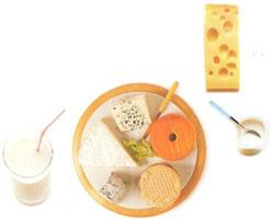 Régime dissocié : une seul type d'aliments par jour