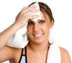 Produits anti transpirants deodorants