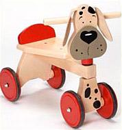 Porteurs en bois jouets enfants