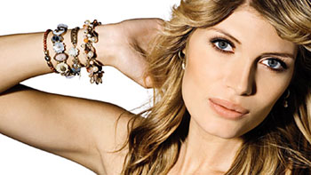 Les bracelets pierres semi précieuses et perles, or et argent