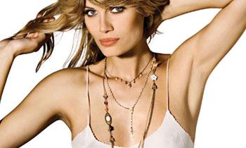Les colliers perles et pierres