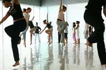 Atelier de danse Nike